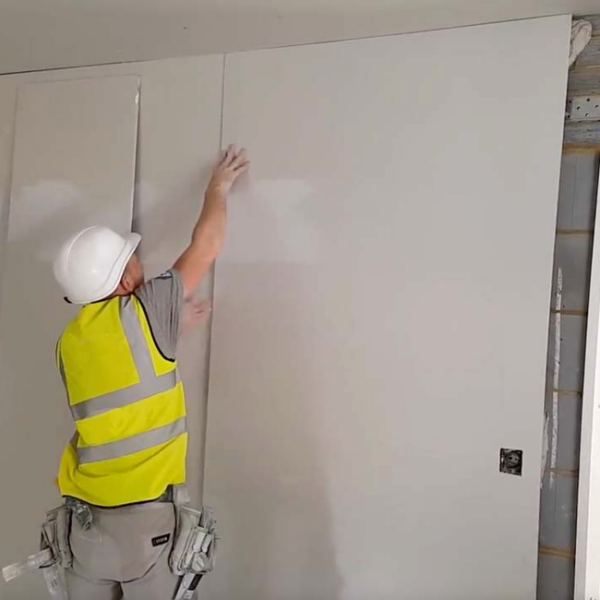 nvq level 2 dry lining boarder