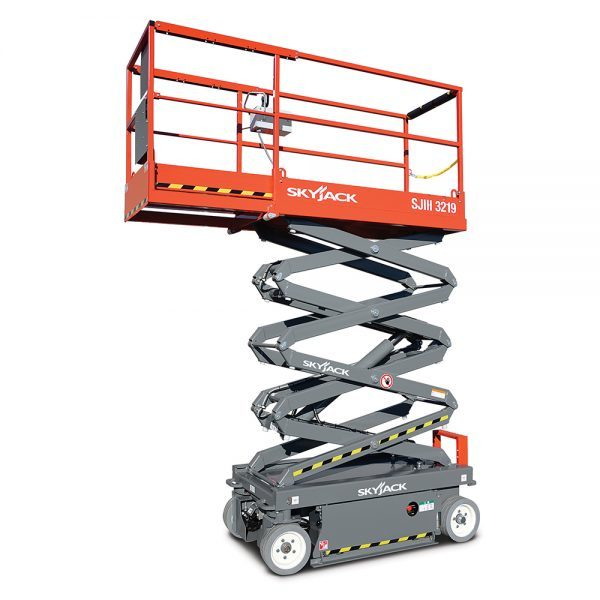Scissor Lift NVQ