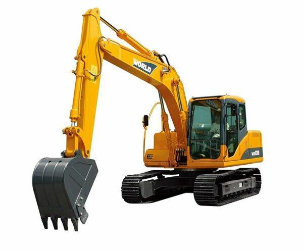 360 excavator training