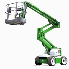 Boom Lift Course NVQ 2