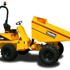 Forward tipping dumper CPCS Blue