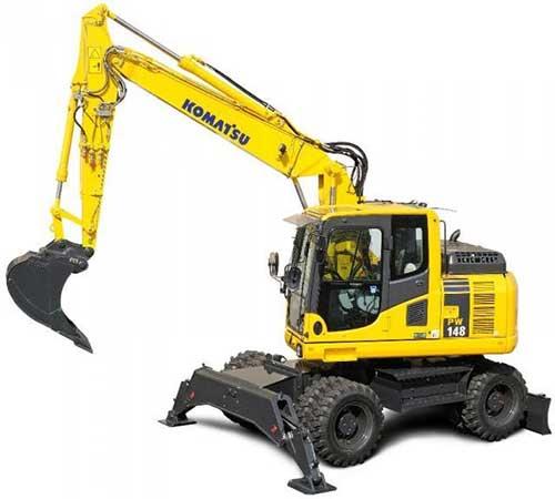 180 Excavator NVQ