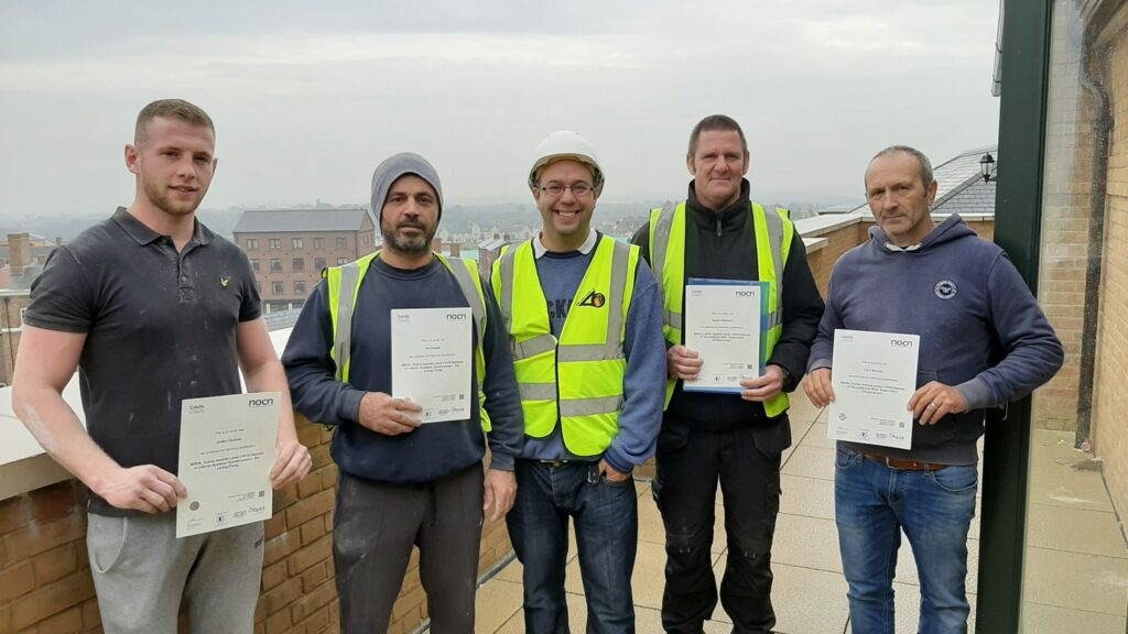 on site construction Apprenticeships
