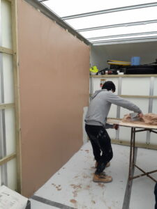 on site construction Apprenticeship